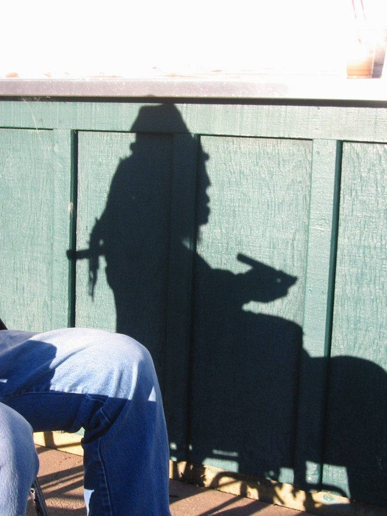 Big Al's Shadow in Mendo